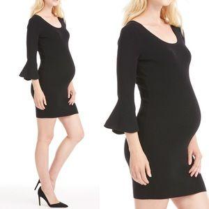 NWT Maternity-Friendly A.L.C. Black Dress - ALC
